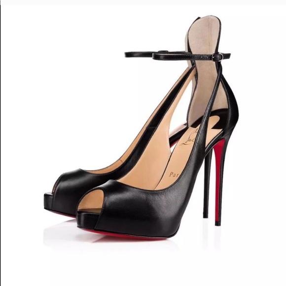 3143a3bdb60 Christian Louboutin 41.5 Mascaralta Pumps heel 120